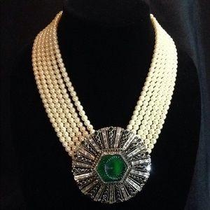Heidi Daus Royal Pearl Necklace